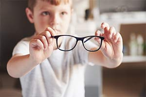 Optometría infantil en Fuenlabrada